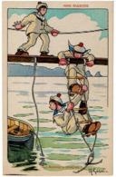 Nos Marins - Armez Le Youyou- N:9- Non Voyagee TBE - Gervese, H.