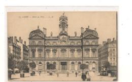 FRANCE 1918 CARTE  POSTALE  DE LYON DU 23/2/18 - Storia Postale