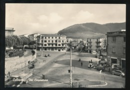 COLLEFERRO - VIA CARPINETANA 1962 - Other Cities