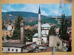 KOV 303-7 -  SARAJEVO, BOSNIA AND HERZEGOVINA, MOSQUE, BEGOVA DZAMIJA, - Bosnia Erzegovina