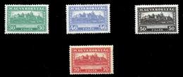 1927, Ungarn, 423-26, * - Zonder Classificatie