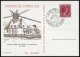 Luxemburg, Brief - Luxemburgo