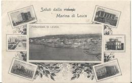 SALUTI Dalla Ridente Marina Di Leuca - - Lecce