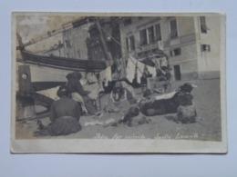 Genova F100 Sestri Levante Bela Foto Animata 1908 - Italy