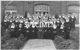 Fotokaart Nonnen Te Ruddervoorde - Oostkamp