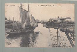 CPA - 35 -  Saint-Malo -  Rentrée Au Port - Saint Malo