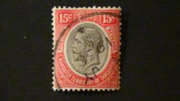 Tanganyika - 1927 - Mi:TZ-TN 84 - Yt:TZ-TN 27, O - Look Scan - Tanganyika (...-1932)