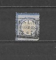 1872 - N. 5 USATO (CATALOGO UNIFICATO) - Oblitérés