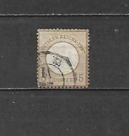 1872 - N. 6 USATO (CATALOGO UNIFICATO) - Deutschland