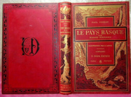 Le Pays Basque Et La Basse-Navarre. Paul Perret. + Planches De Musiques Basques - Libri, Riviste, Fumetti