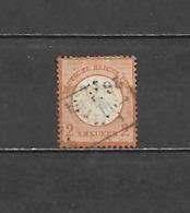 1872 - N. 8A USATO (CATALOGO UNIFICATO) - Oblitérés