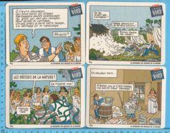 Sous Verre - Montreal - Molson Grand Nord, 4 (revenge Of The Goddesses) Gildor Roy Et Denis Bouchard - Bierviltjes
