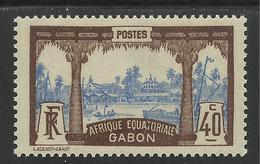 GABON 1911 YT 59** - MNH - SANS CHARNIERE NI TRACE - Neufs