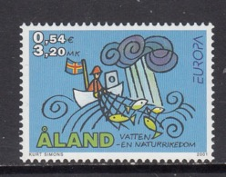 Aland MNH Michel Nr 191 From 2001 / Catw 2.00 EUR - Aland