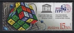Moldova (2019) - Set -  /  Chemistry - Chimie - Quimica - Chimique - Química