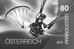 Austria 2019 - Sport And Air Black Proof Mnh - 1945-.... 2ª República