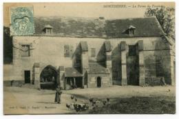 CPA - Carte Postale - France - Montdidier - La Ferme Du Forestel  (I10470) - Montdidier