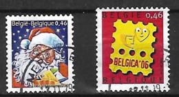 OCB Nr 3631 + 3632 Mijnzegel - Belgium
