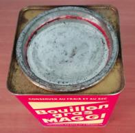Boite Ancienne Bouillon Gras  Maggi - Boîtes