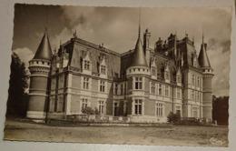 092) 18 VOUZERON - Le Château, COLONIE DES MÉTALLURGISTE De La SEINE (CGT) Circa 1937 - Kastelen