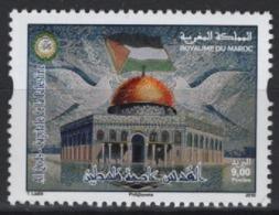 Maroc - Morocco (2019) - Set - /  Arab Joint Issue - Palestine - Gemeinschaftsausgaben