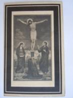 Doodsprentje Maria Anna Weetjens Rothem 1838 Reckheim 1901 Echtg Willem Stouten - Devotion Images