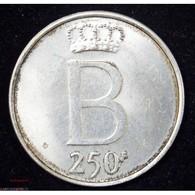 BELGIQUE - 250 Francs 1976 Baudoin - Belgique