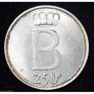 BELGIQUE - 250 Francs 1976 Baudoin - Belgio