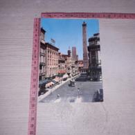 C-78114 BOLOGNA VIA RIZZOLI PANORAMA TRAMWAY TRAM D'EPOCA - Bologna