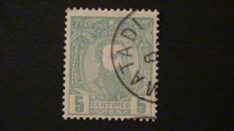 Belgian Congo - Congo Freistaat - 1891 - Mi:CD-FS 6, Sn:CD-FS 6, Yt:CD-FS 6, Sg:CD-FS 7, Bel:CD-FS 6 O - Look Scan - Belgisch-Kongo