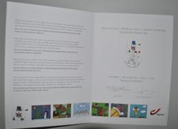 OCB Nr 4192 Christmas Noel Kerstmis Navidad 2012  Rechts Ongetand, Droite Non-dentele - Lettres & Documents