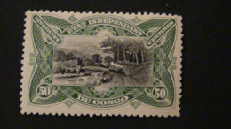 Belgian Congo - Congo Freistaat - 1894 -  Mi:CD-FS 17, Sn:CD-FS 22, Yt:CD-FS 24, Sg:CD-FS 21,Bel:CD-FS 2*MNH - Look Scan - Belgian Congo
