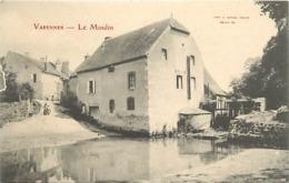 Themes Div-ref BB479- Moulins - Moulin A Eau - Varennes  - - Watermolens