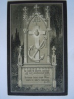 Doodsprentje Florentina-Theresia Nouwkens Peer 1877 Reckheim 1909 Echtg Joseph Groenen - Santini