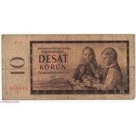 TCHECOSLOVAQUIE 10 Korun 1960 Pick 88 - Tchécoslovaquie
