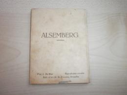 Ancien Dépliant De Petites Cartes ALSEMBERG - Beersel