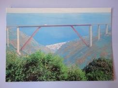 Bagnara Calabra - Reggio Calabria - Ponte Sullo Sfalassà - Autostrada Del Sole SA-RC - Scorcio Panoramico - Reggio Calabria