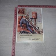 C-78187 ILLUSTRATA UMORISTICA HUMOR CANE BIRRA BIER - Künstlerkarten