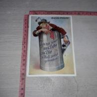 C-78188 GRUSS VOM OKTOBERFEST ILLUSTRATA BIRRA BIER HUMOR UMORISTICA - Künstlerkarten