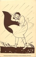 Themes Div-ref BB471- Illustrateurs - Illustrateur Okapi -eclaireurs - Eclaireuses - Paris Rue Richelieu 1er - - Scoutismo