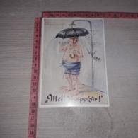 C-78196 ILLUSTRATA OKTOBERFEST BIRRA BIER HUMOR UMORISTICA - Künstlerkarten