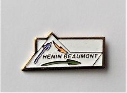 Pin's Ville Hénin Beaumont - Pa/Ce - Steden