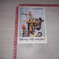 C-78199 GRUSS VOM OKTOBERFEST ILLUSTRATA HUMOR UMORISTICA CUPIDO - Künstlerkarten