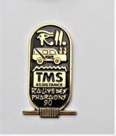 Pin's Rallye Des Pharaons 90  - Pa/Ce - Pins