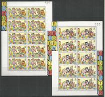 10x GIBRALTAR - MNH - Europa-CEPT - Tales - 1989 - Europa-CEPT