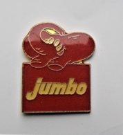 Pin's éléphant Jumbo - Pa/Ce - Pins