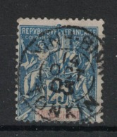 Indochine - Indo-China - Yvert 20 Oblitéré NINH-BINH  - Scott#14 - Used Stamps