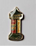 Pin's Colonne Morris Meyclub Spectacles - Pa/Ce - Pins