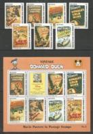 GUYANA - MNH - Walt Disney - Donald Duck - Disney