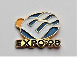Pin's Expo 98  - Pa/Ce - Pins